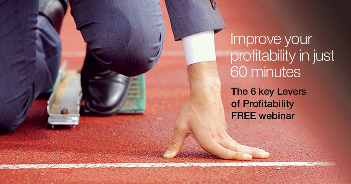 Improve your profitability